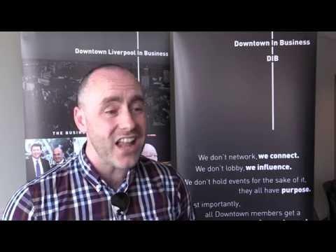Downtown Liverpool Business Week   Liverpool a digital future  HD