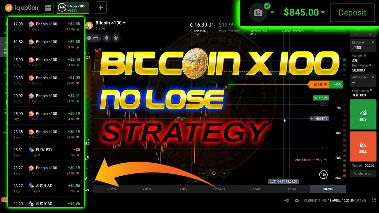 bitcoin x100 iq parinktis
