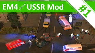 Welcome to Soviet Russia! - Emergency 4 - USSR Mod Continuous Gameplay - Ep.1(In Soviet Russia.... yeah you get the drill! Welcome to the USSR Mod for Emergency 4, as we hark back a few decades to deal with fires, car crashes, armed ..., 2016-05-17T13:17:28.000Z)