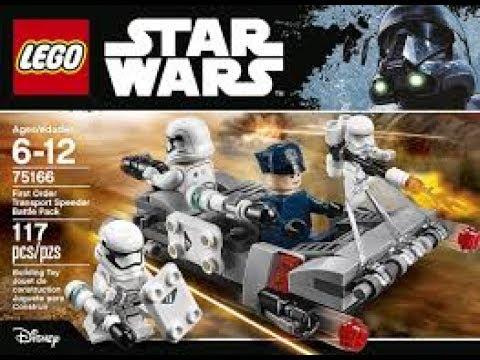 Lego 75166 No Instructions Challenge Youtube