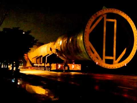 SEBANG Super Heavy Cargo Transportation