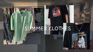 2020 여름옷 결산  ㅣ 빈티지 쇼핑몰  ㅣ 데일리룩