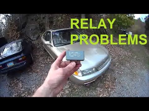 Integra Fuse Diagram Accord Doesn T Start Main Fuel Pump Relay Replacement