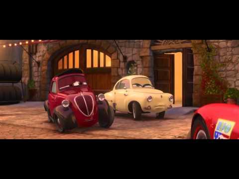 Cars 2 Trailer Ufficiale