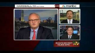 Analysis on Iran and President Obama Hardball Chris Mathews  Part2 2/2