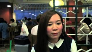 25 Feb2015 訪問本土民主前線成員- Cherry @SocRec