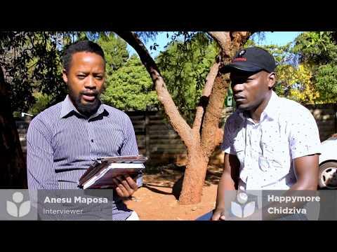 """Happymore """"Bvondo"""" Chidziva MDC T  on the 12/07/17 ZEC Demo : Pamushana News"""