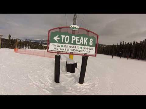 Breckenridge Mountain Tour - Silverthorne (Beginner, Easiest Way Down)