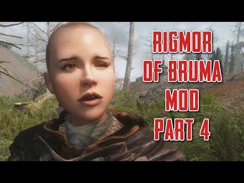 Rigmor Of Bruma - Part 4 Live, Skyrim Special Edition!