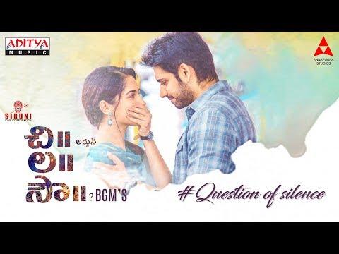 Question Of Silence BGM    Chi La Sow Songs    Sushanth, Ruhani Sharma    Rahul Ravindran