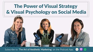 The Power of Visual Strategy & Visual Psychology on Social Media