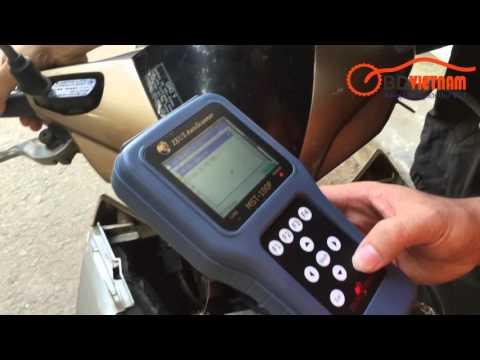 Cách khắc phục lỗi xe máy Honda khi đèn check nổi sáng