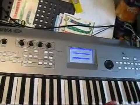 Talkbox patch setting for yamaha mm6 mm8 keyboard how for How to repair yamaha keyboard