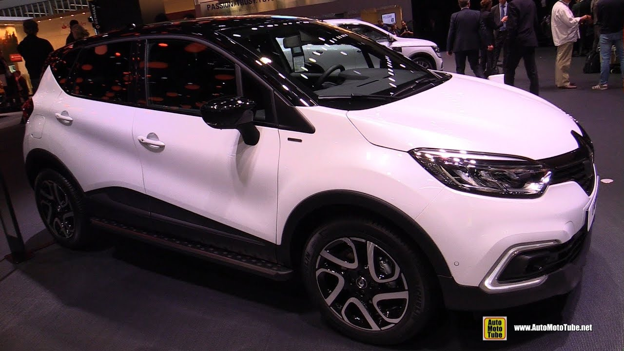 2018 renault captur exterior and interior walkaround 2017 frankfurt auto show youtube. Black Bedroom Furniture Sets. Home Design Ideas