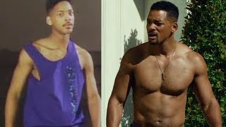 Will Smith Transformation 2018 | From 1 To 49 Years Old