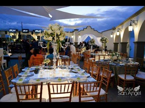 Jardu00edn De Eventos En Tijuana - Hacienda Casa San U00c1ngel ...