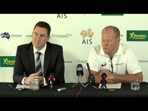Graham Reid Named Kookaburras Coach