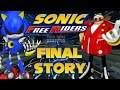 Sonic Free Riders Final Story mp3