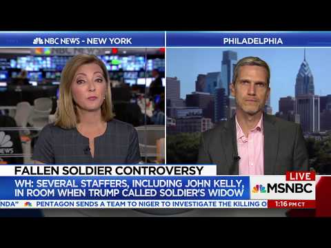 Dante Zappala on MSNBC with Chris Jansing