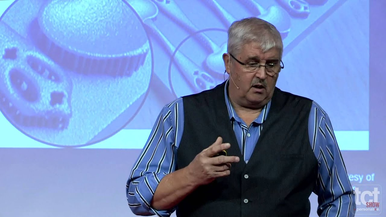 Frank Cooper: How the jewellery industry is preparing for 3D printing of  precious metals is bringing