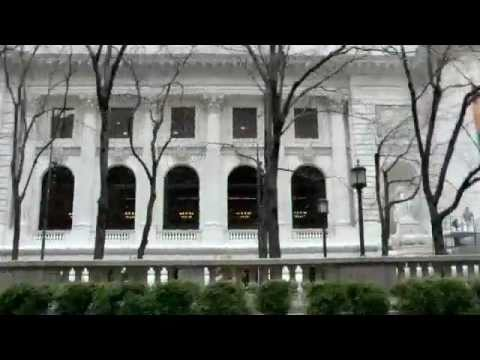 NY Public Library - Brief Video Tour
