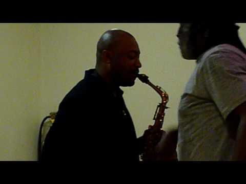 KU-UMBA Frank Lacy Jazz Big Band 6-13-10