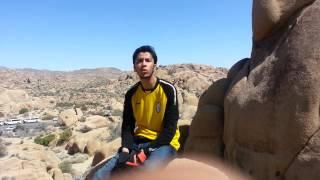 Beautiful Surat Rahman on top of beautiful mountains - Qari Youssef Edghouch