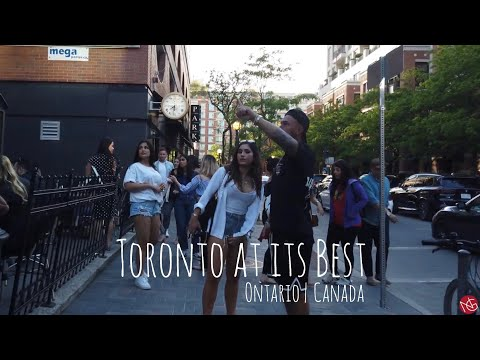 4K TORONTO AT ITS BEST ! | ONTARIO | CANADA
