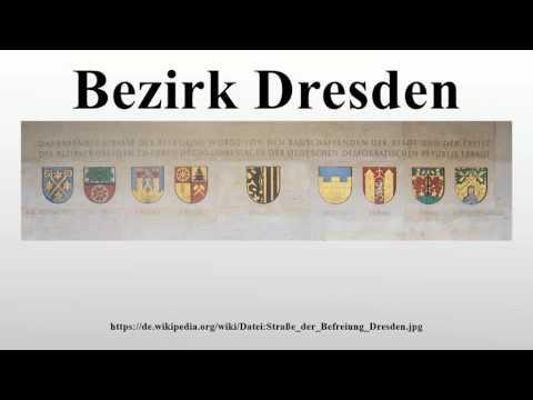 Bezirk Dresden
