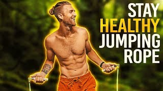 How To Stay Healthy Jumping Rope