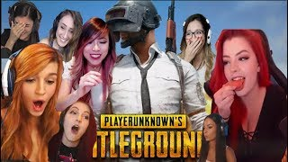 PUBG GIRLS BEST OF FAILS, WTF FUNNY MOMENTS TWITCH HIGHLIGHTS