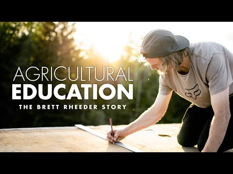 Agricultural Education // The Brett Rheeder Story