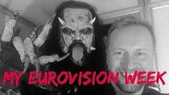 My week: Euroviisut -kommentaattorin tunnustukset