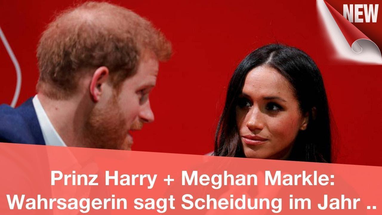 Meghan Markle Scheidung
