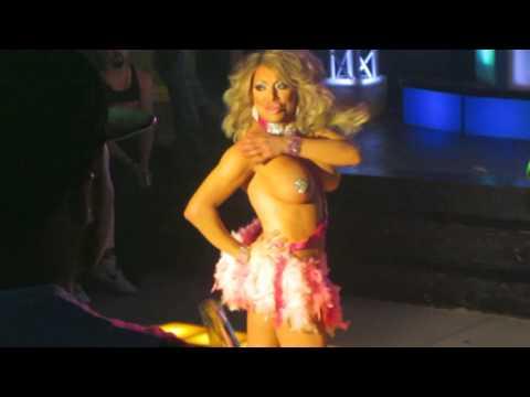 """Audri York """"Desnudate"""" @ Club Luxor in Lubbock, TX."""