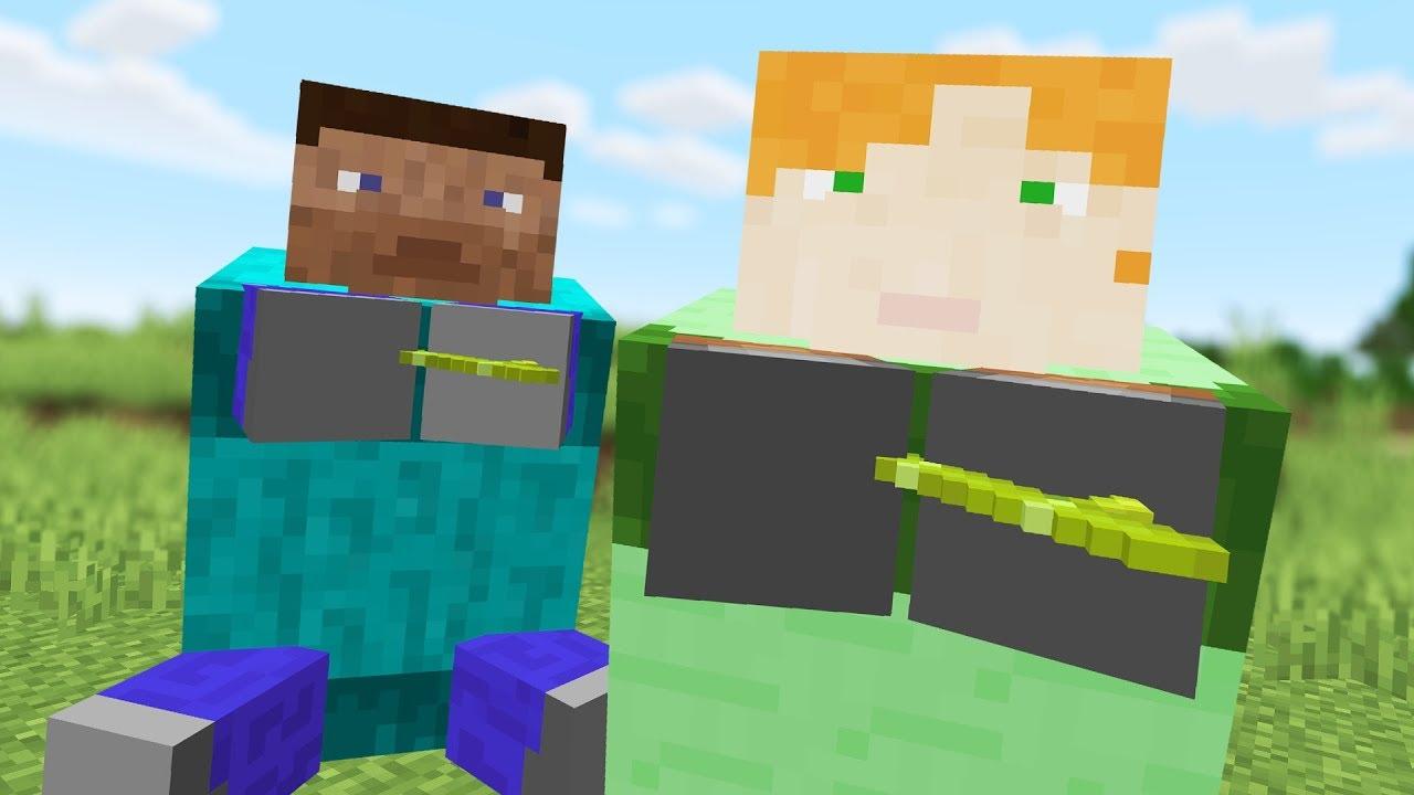 Strangest Cursed Minecraft World Mobs Yet Youtube