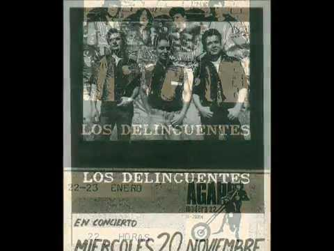 VERANO 78 LOS DELINCUENTES