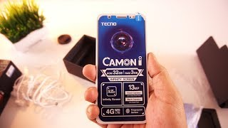 Tecno Camoni i Unboxing & Quick Review ( Budget infinity ) [Urdu/Hindi]