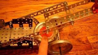 erector set ,t vintage,mobile crane