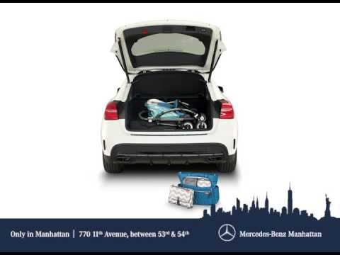 Mercedes-Benz Manhattan Mother's Day Mother Load