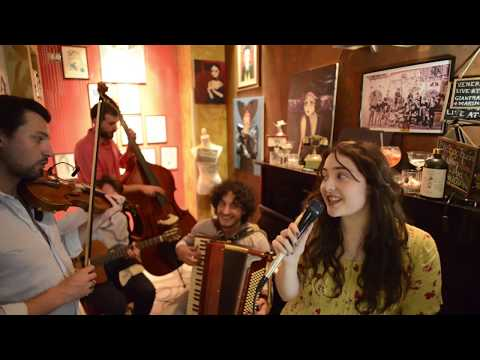 Avalon Jazz Band (from New York) live at Cult Wine Bar 27/05/17