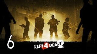 Left 4 Dead 2 - Walkthrough Part 6 Gameplay Swamp Fever
