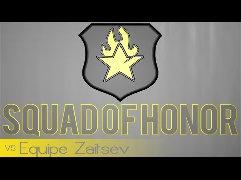 Squad Of Honor vs Equipe Zaitsev | Ghost Town |