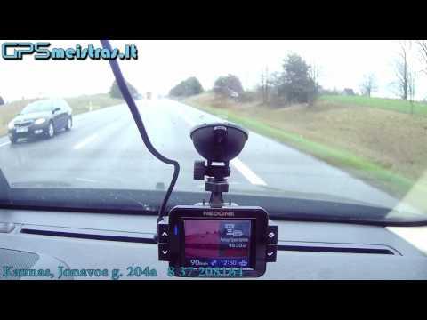 Hibridinis vaizdo registratorius NEOLINE 9100 - apžvalga