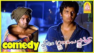 Siva Manasula Sakthi Full Comedy Scenes | SMS Comedy Scenes | Santhanam | Jiiva | Sathyan | Anuya