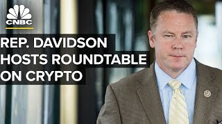 LIVE: Rep. Davidson Hosts a Roundtable on Cryptocurrencies - Sept. 25, 2018