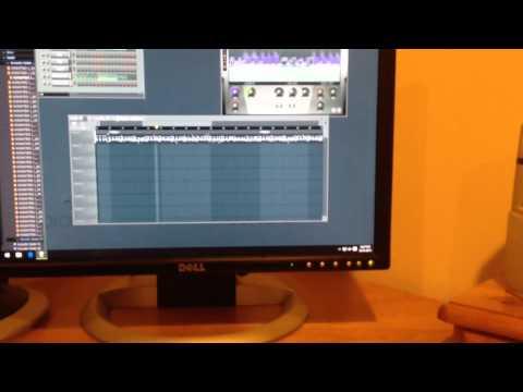 Messing Around With FL Studio Demo