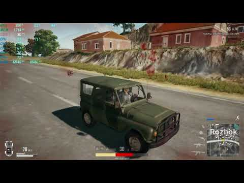 [PUBG] On GT730 + G4560 GamePlay