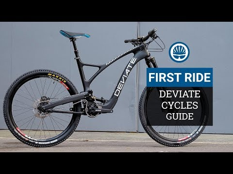 Deviate The Guide First Ride Review - Pinion Gearbox, Sorted Suspension
