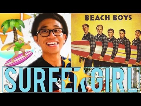 The Beach Boys Surfer Girl Ukulele Cover Happy Mothers Day 2017